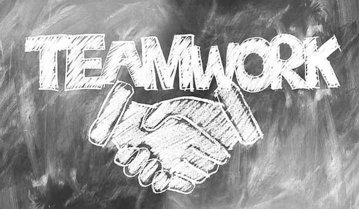 Teamwork-Benachteiligt